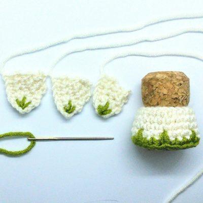 Crochet gnome - free pattern
