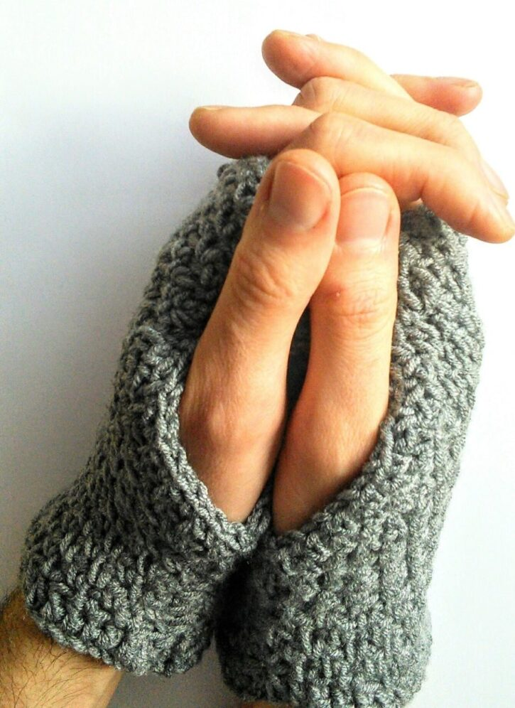 Free Crochet Wristwarmer Patterns Crochet Cloudberry