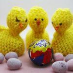 Cream Egg Easter Chic