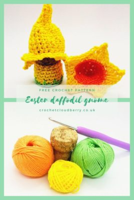 Free Easter gnome pattern