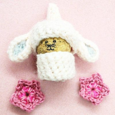 Free Crochet Pattern - Bunny Gnome