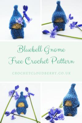 Spring Gnome - Free Crochet Pattern