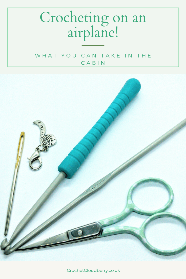 Can you take crochet hooks on an airplane?