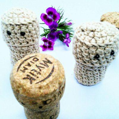 Crochet Cork - Free Crochet Pattern