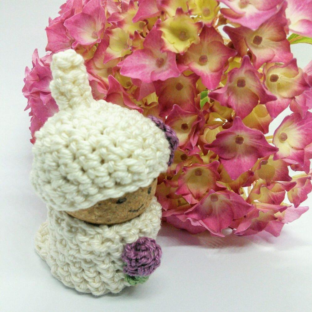 Wedding Gnome - Free Crochet Pattern