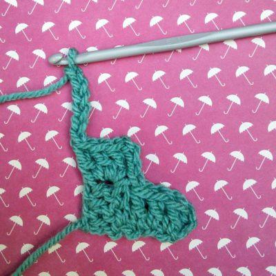 Corner to corner crochet tutorial