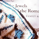 Winter Jewels Lapghan - free crochet along