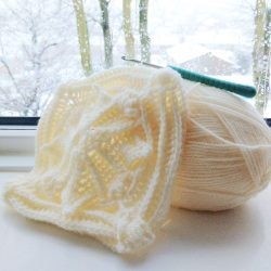 Snow And Crochet - Crochet Cloudberry
