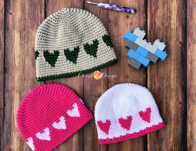 Valentines Crochet Patterns
