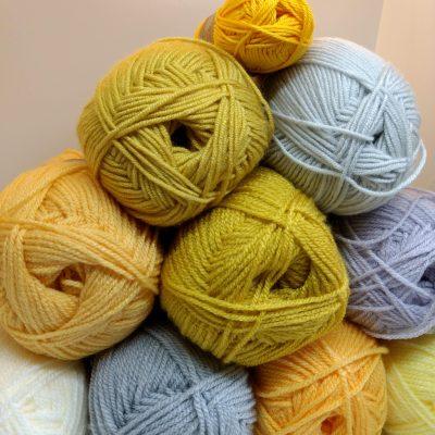 Yellow Crochet - Crochet Cloudberry Blog