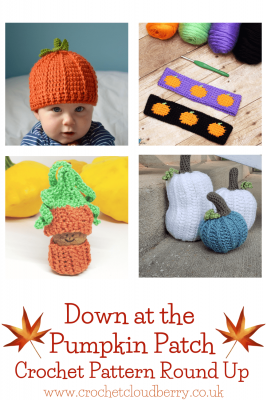 The best pumpkin crochet patterns - crochetcloudberry.co.uk
