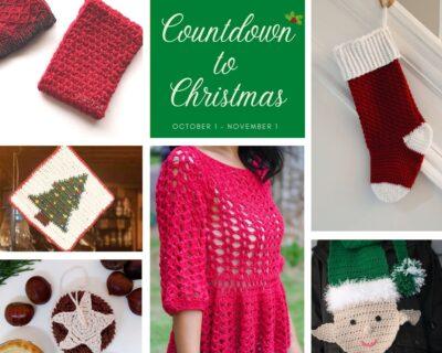 Countdown to Christmas Pattern Bundle
