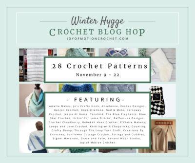 Winter Hygge Crochet Blog Hop