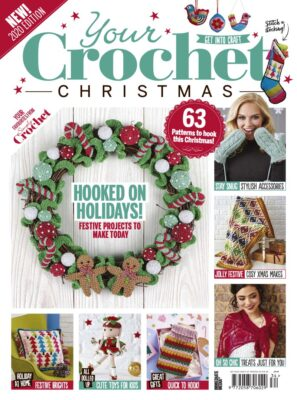 Crochet Cloudberry - contemporary crochet patterns