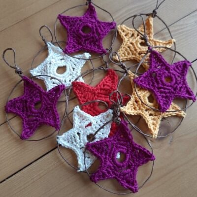 Best Christmas Tree Ornaments - Crochet Cloudberry