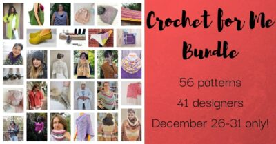 Crochet pattern bundle