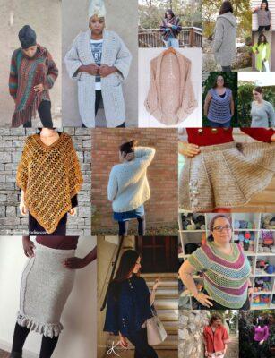 Crochet pattern bundle