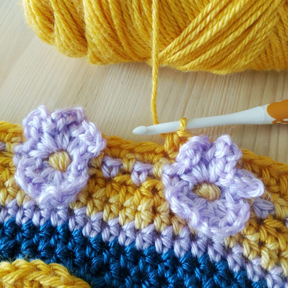 2021 Crochet Blanket - free crochet pattern - Crochet Cloudberry