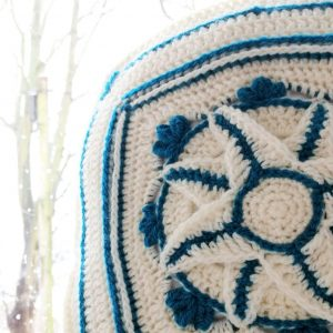Snow And Crochet - Crochet Cloudberry