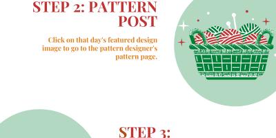 Countdown to Christmas Crochet Blog Hop