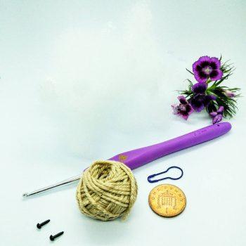 Crochet Cork - Free Crochet Pattern - Crochet Cork Gnome