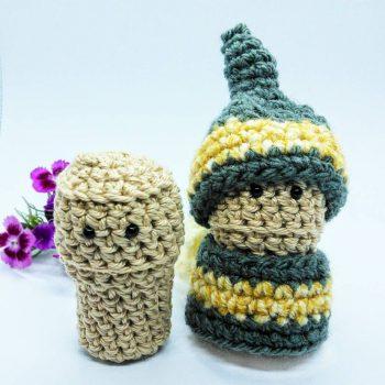 Crochet Cork - Free Pattern